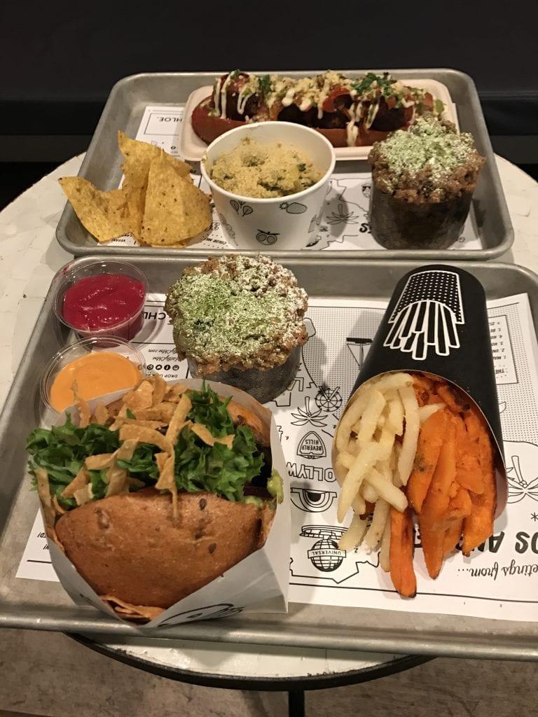 Best Vegan Food in Los Angeles by Liz in Los Angeles, Los Angeles Lifestyle Blogger