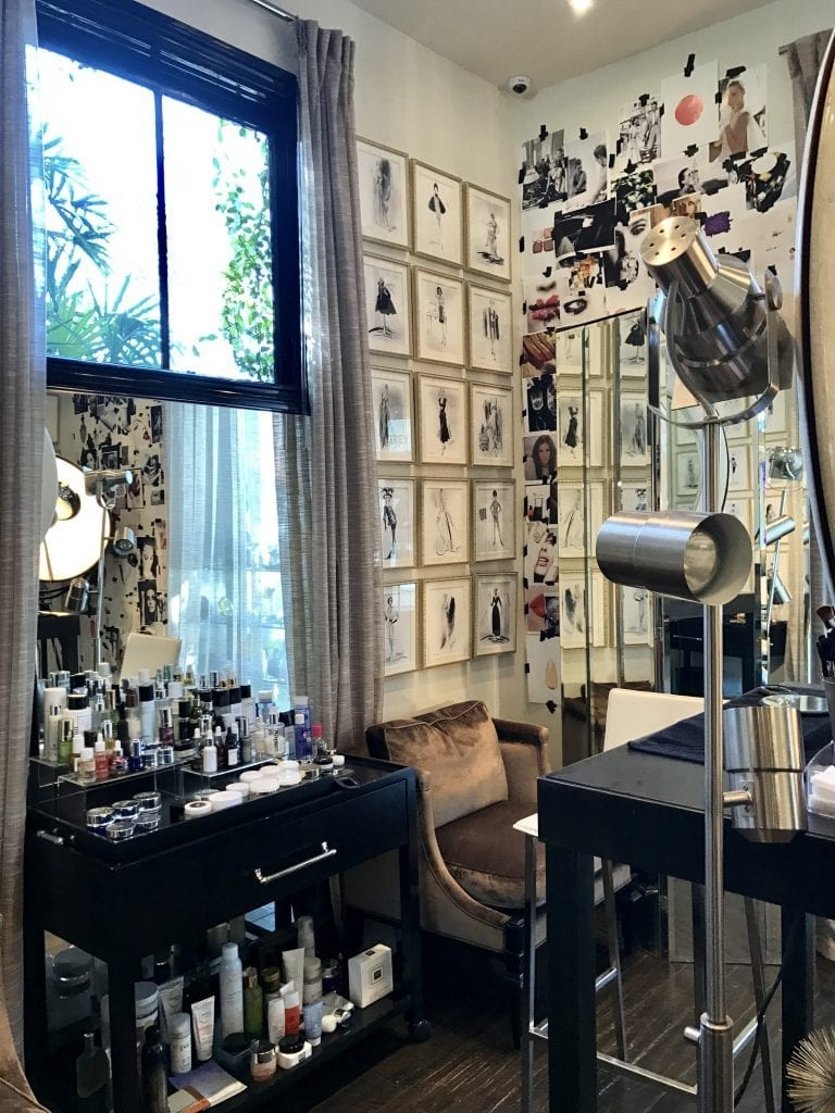 Luxury Beauty Boutique in Los Angeles