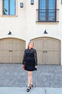Self Portrait Dress That Fits Right by Liz in Los Angeles