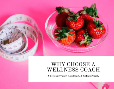 Why Choose A Wellness Coach