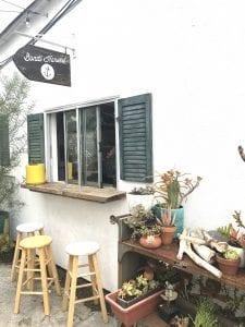 Aussi beach cafe