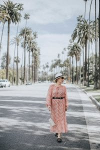 Maxi Dress for LA by Liz in Los Angeles, Los Angeles Lifestyle Blogger