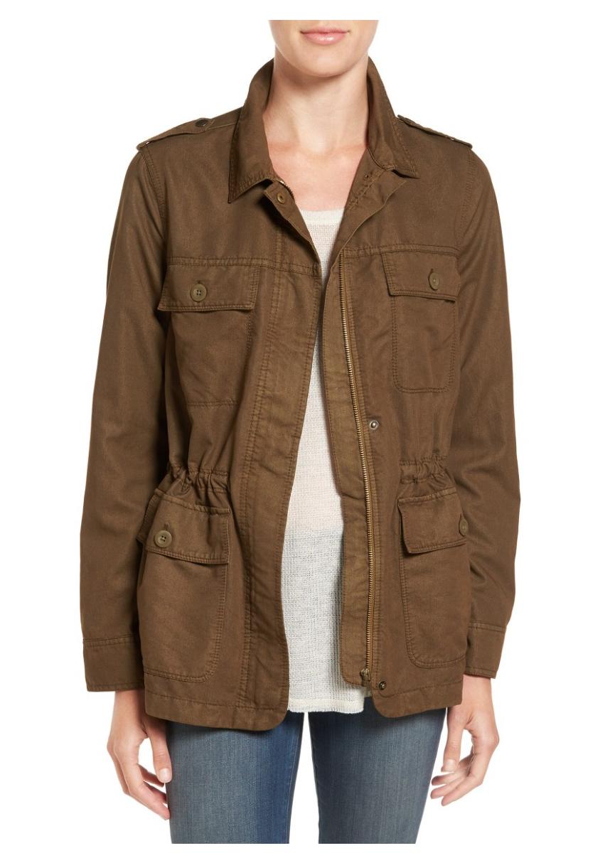 Hinge Oversize Utility Jacket