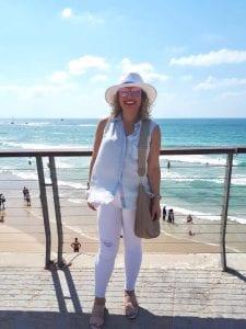 Tel Aviv Look by LA Blogger
