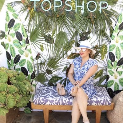 Happening in LA: Topshop x Foray Collective at Malibu Beach House