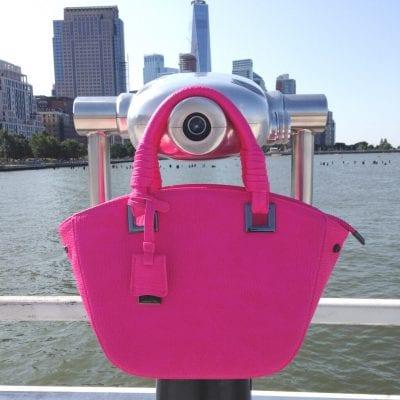 Review of An Inspirational Vegan Handbag