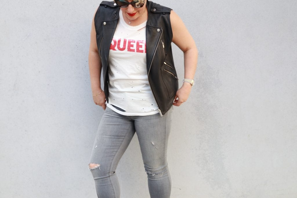 Rock inspired outfit by Liz in Los angeles, Los Angeles Lifestyle Blogger