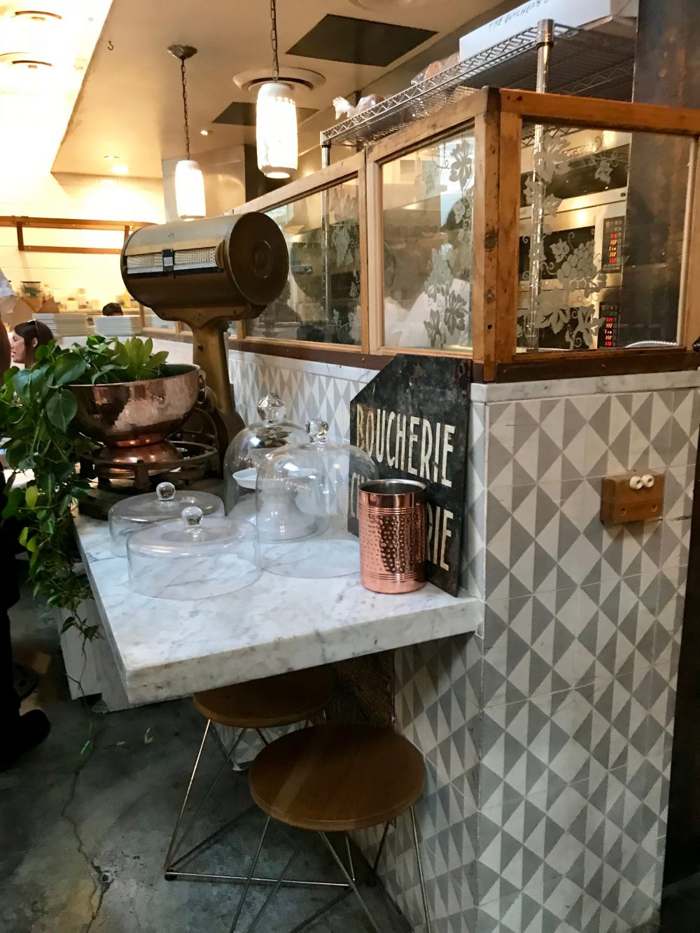 The Butcher's Daughter, a Vegan Restaurant in Los Angeles