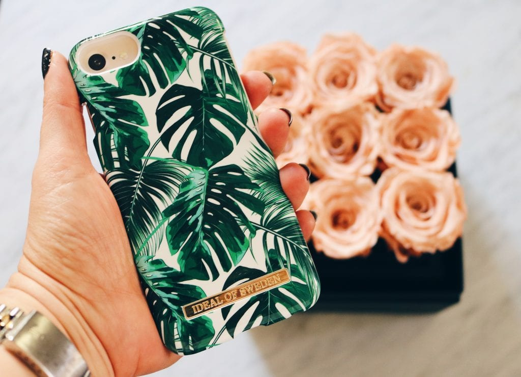 Stylish Phone Cases as a holiday gift