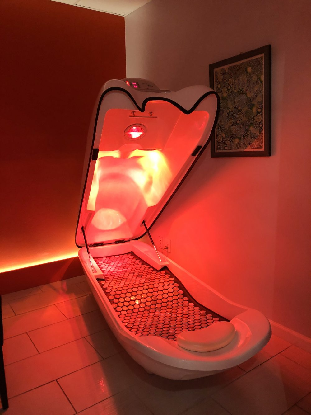 Infrared Sauna in Los Angeles