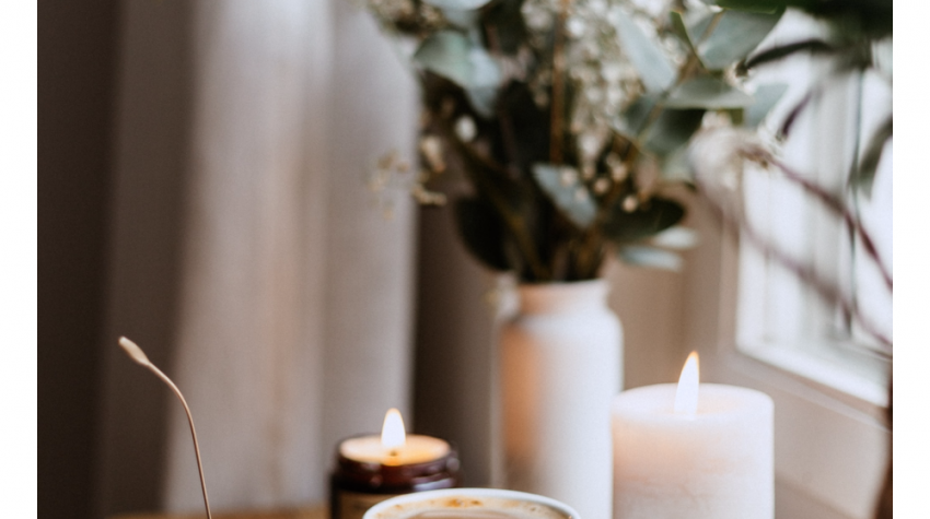 7 Holiday Self Care Moments to Indulge In, a blog by Liz in Los Angeles, top Los Angeles lifestyle blogger: an image of a self care moment
