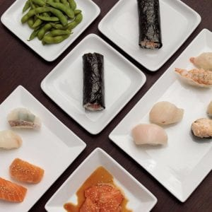 best sushi in Los Angeles by Liz in Los Angeles, a Los Angeles Lifestyle Blogger