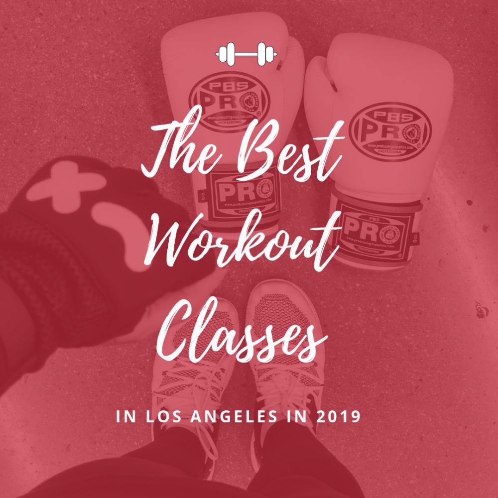 Best Workout Classes in Los Angeles by Liz in Los Angeles, Los Angele Lifestyle Blogger