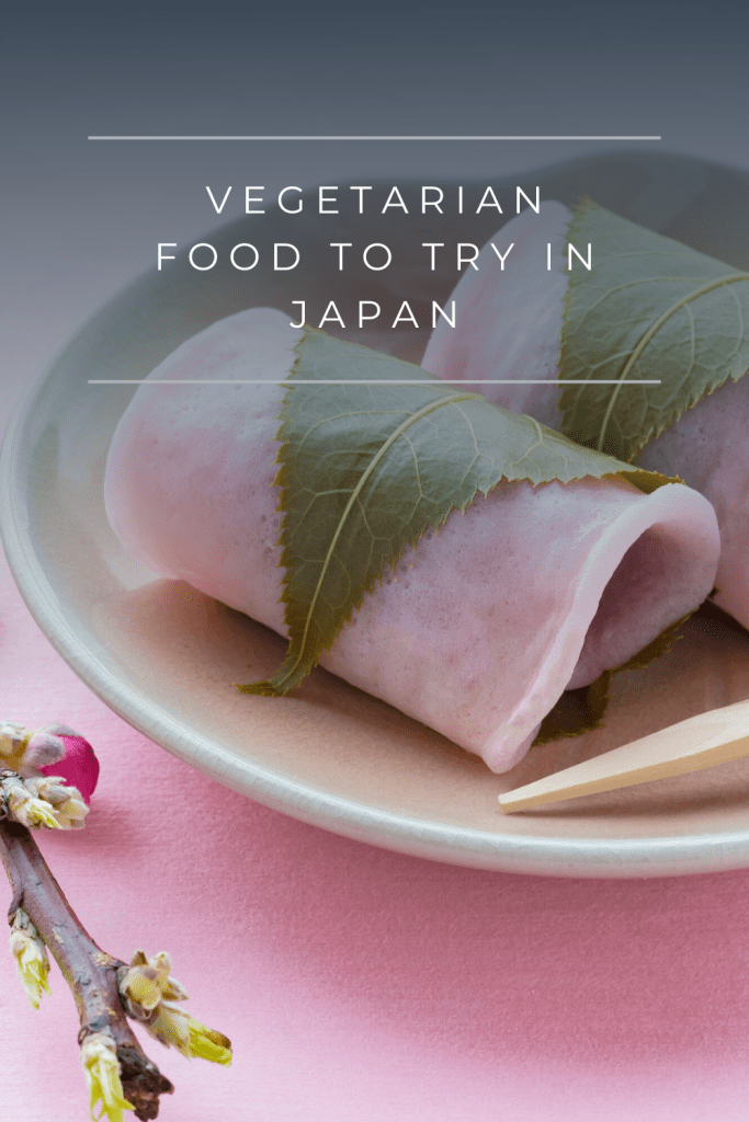 Vegetarian Food to Try in Japan, a blog post by Liz in Los Angeles, Los Angeles Lifestyle Blogger, an image of Japanese dessert