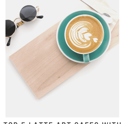 Top 5 Latte Art Cafes with Wifi in Los Angeles
