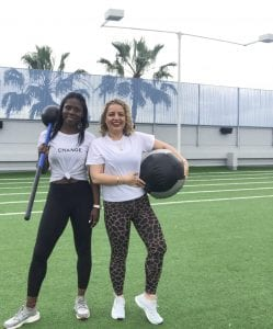 How to workout from home by Liz in Los Angeles, Los Angeles Lifestyle Blogger