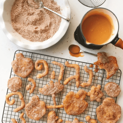 Hanukkah Churros Recipe