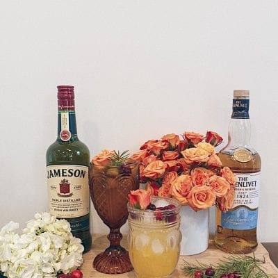 No-Added Sugar Jameson Whiskey Sour Recipe