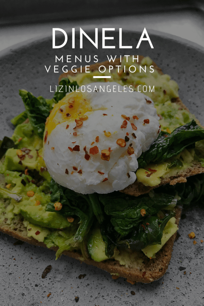 dineLA Menus with Veggie Options, a blog post by Liz in Los Angeles, Los Angeles Lifestyle Blogger: an image of a food in Los Angeles