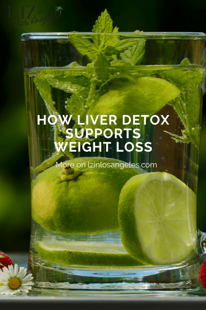 How to Liver Detox Cleanse by Liz in Los Angles, Los Angeles Lifestyle Blogger