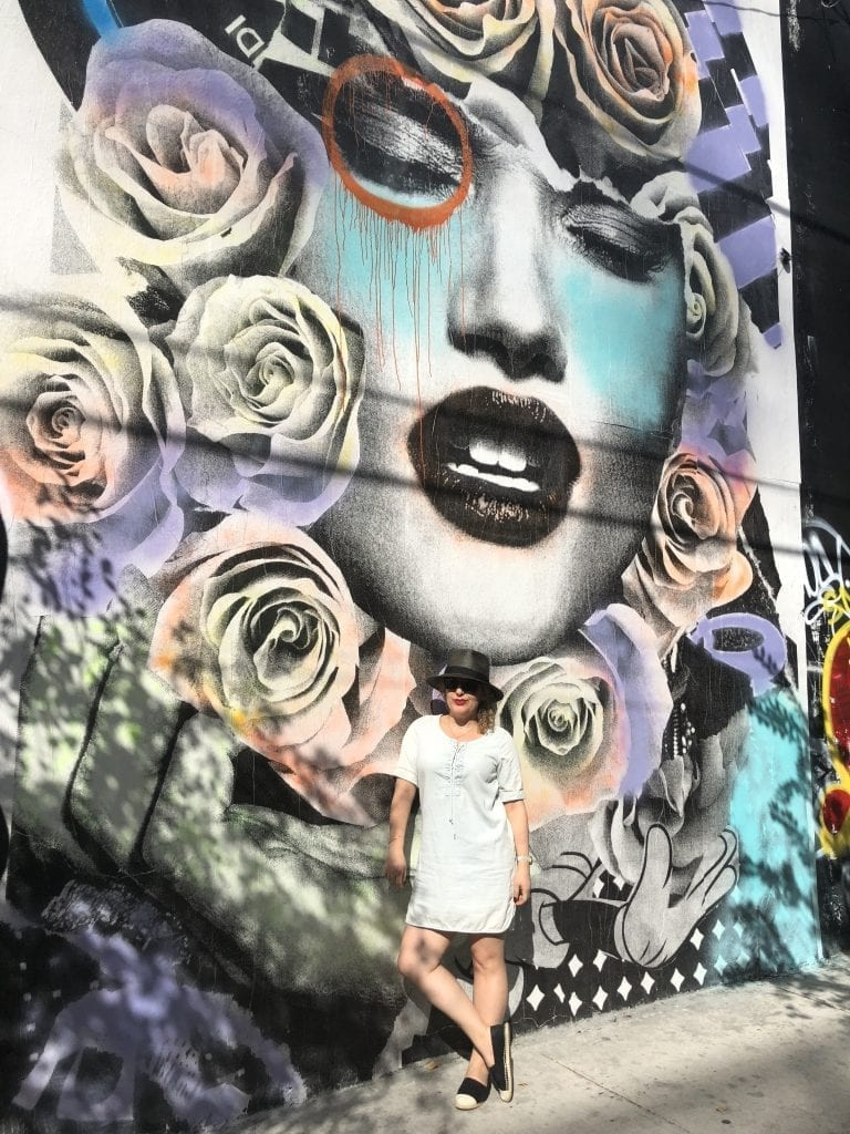 Wynwood Walls by Liz in Los Angeles