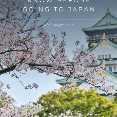 Top 10 Things to Know Before Traveling to Japan