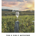 Top 5 Girls Weekend Getaways in Spring, a blog post by Liz in Los Angles, Los Angeles Lifestyle Blogger: an image of Sonoma