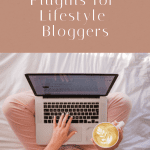 Top 5 WordPress Plugins for Lifestyle Bloggers, a blog post by Liz in Los Angeles, Los Angeles Lifestyle Blogger: an image of at home office