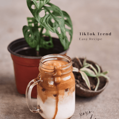 Recipe for Whipped Coffee