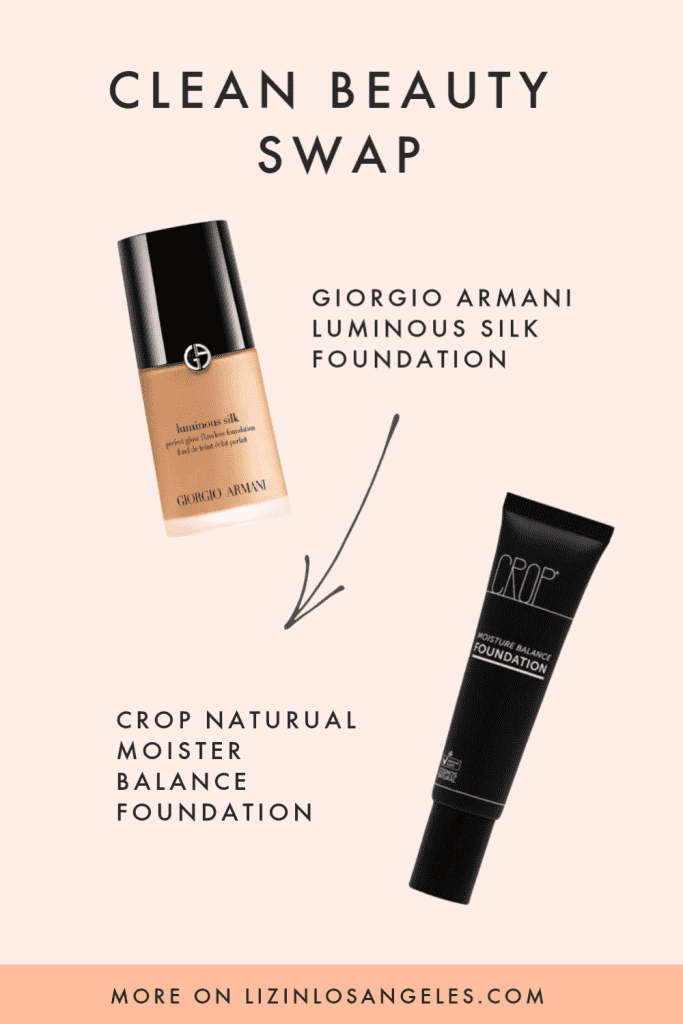 Top 5 Popular Luxury Beauty Products to Trade for Clean Beauty Products, a blog post by Liz in Los Angeles, Los Angeles Lifestyle Blogger: an image of makeup