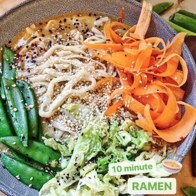 Tahini Vegan Ramen