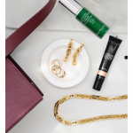A Review of Curateur, a blog post by Liz in Los Angeles, top Los Angeles lifestyle blogger: an image of items in subscription box