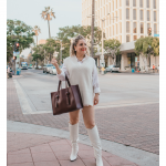 A Review of Curateur, a blog post by Liz in Los Angeles, Los Angeles lifestyle blogger, an image of items in a subscription box