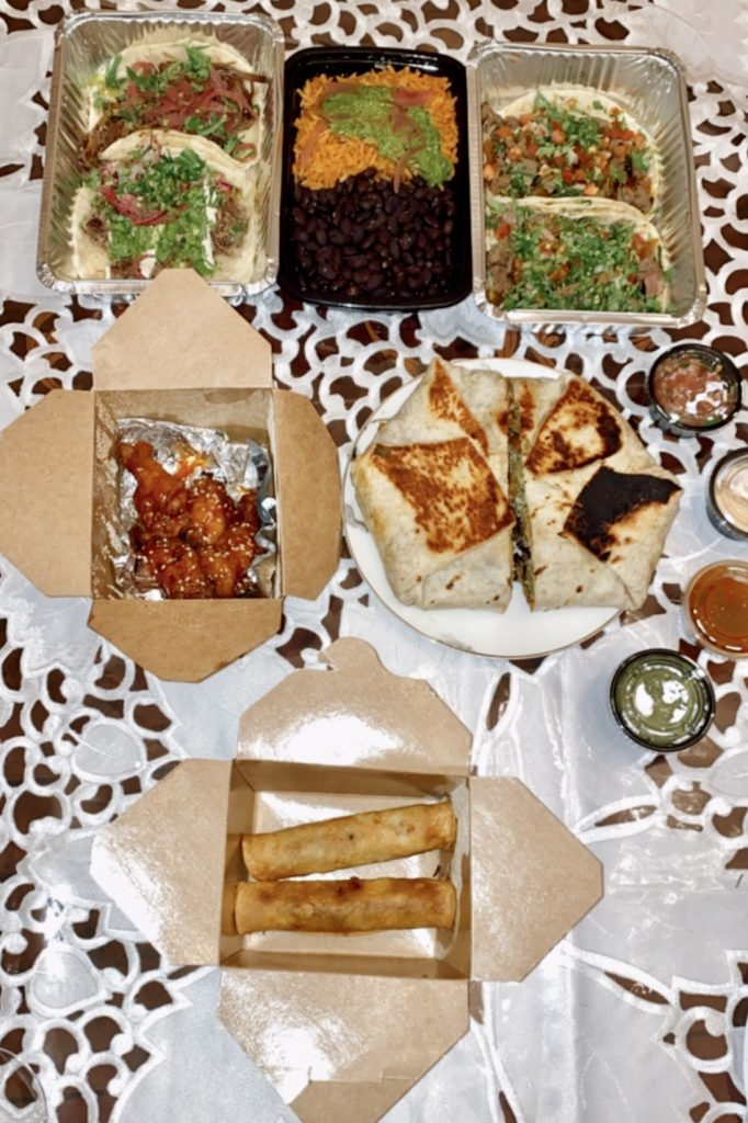 Top 5 Best Kosher Takeouts in LA, a blog post by Liz in Los Angeles, top LA blogger, kosher Mexican tacos in LA